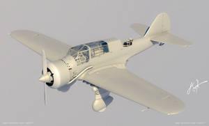 PZL 23 Karas Light Bomber WIP by rOEN911