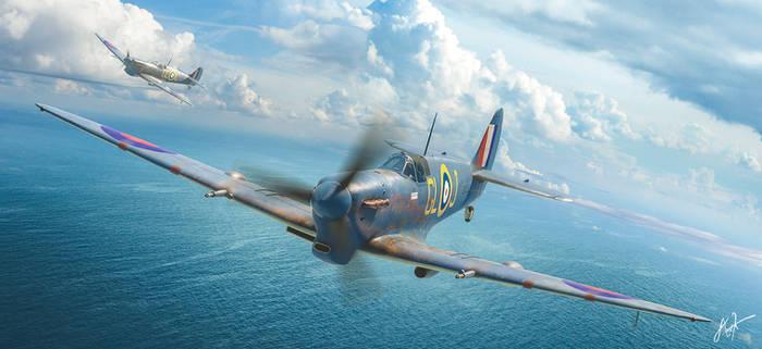 Greek Spitfires
