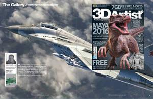 3D Artist 2016
