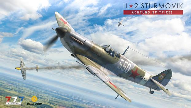 IL-2 Sturmovik : Achtung Spitfire!