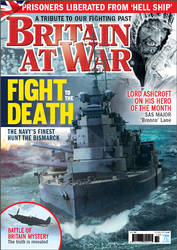 Britain At War - october 2019 Issue