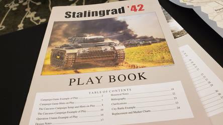 GMT games Stalingrad '42