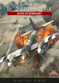 Il-2 sturmovik - Battle of Normandy