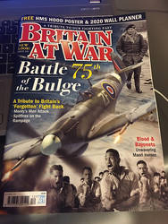 Britain At War magazine - December 2019 issue