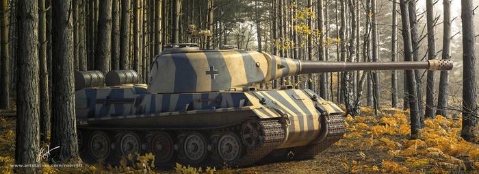 Panzer VII Lowe
