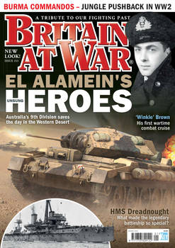 January 2020 - Britain At war Magazine cover