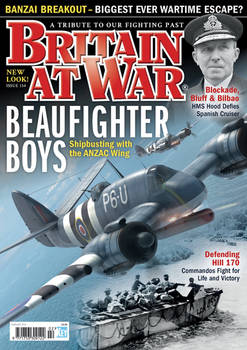 Britain At War magazine Cover February 2020