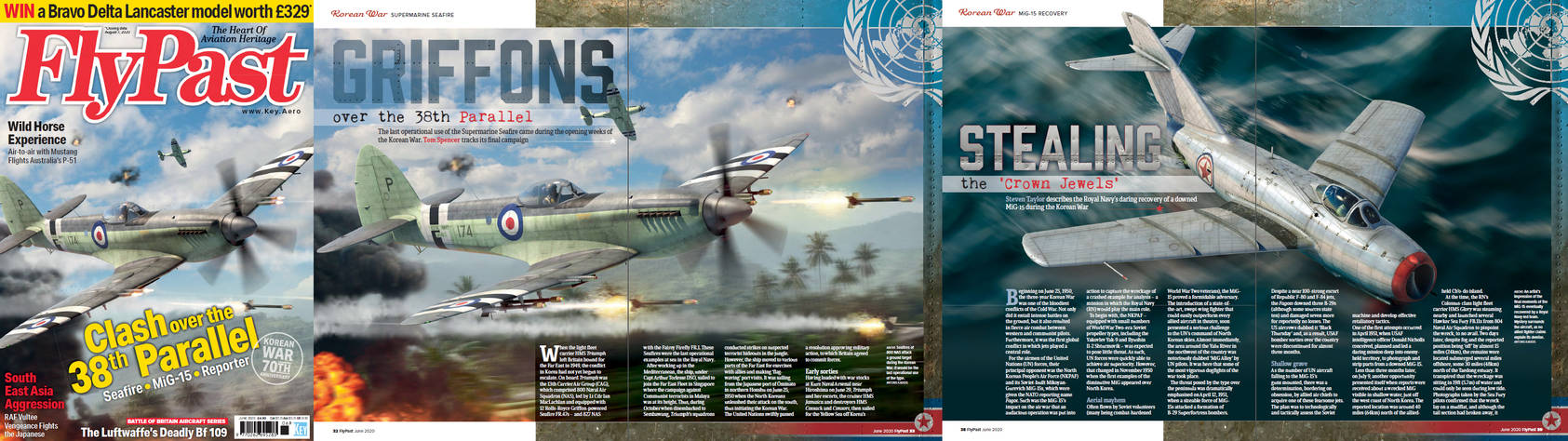 Flypast Magazine May 2020 Issue