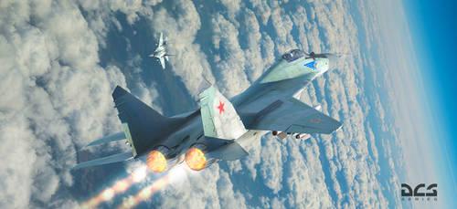 DCS - Russian Top gun