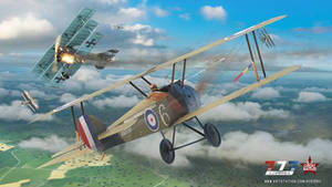 Il2-Great Battles - Flying Circus expansion