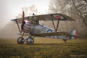 Copperstate Models - Nieuport RFC