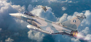 Hellenic Air Force Dassault Rafale V2