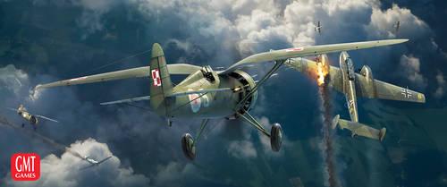 GMT GAMES Wing Leader : Origins 1936-1942