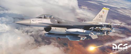 F-16 - 79th Fighter Squadron DCS