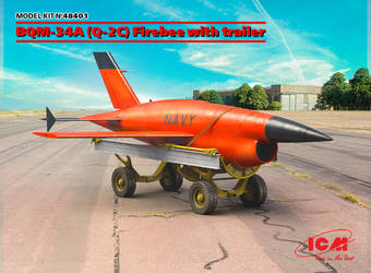 ICM BQM-34A (Q-2C) Firebee