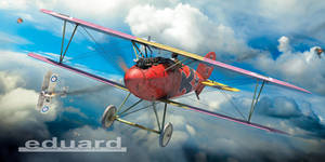 Eduard Models Albatros D.V - WEEKEND edition