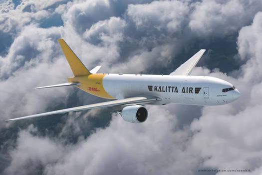 Kalitta Air Boeing 777