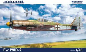 Eduard Models  - Fw-190D-9
