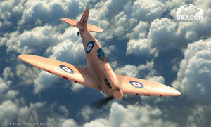 Beacon Models - photo reconnaissance Mk1 Spitfire