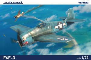 Eduard Models - F6F-3 Hellcat