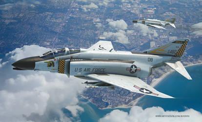 Selfridge Military Air Museum Michigan - F-4