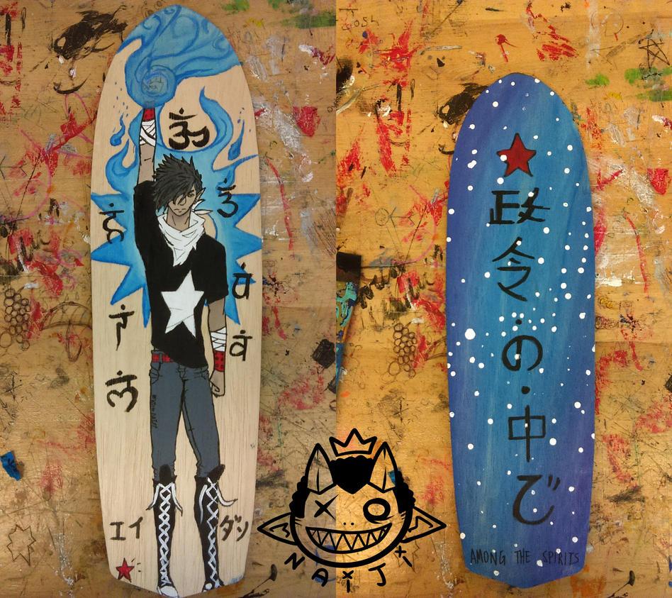 Bosatsu no Board by KingNaiji