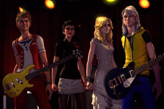Kingdom Hearts Band