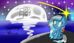 Howling Moon MLP by JadeBreeze115