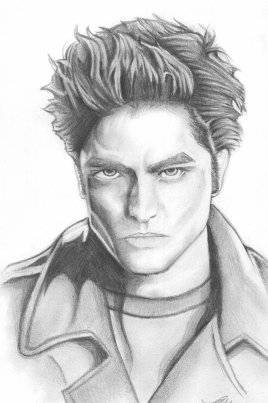 Edward Cullen By Papaya1919 On Deviantart