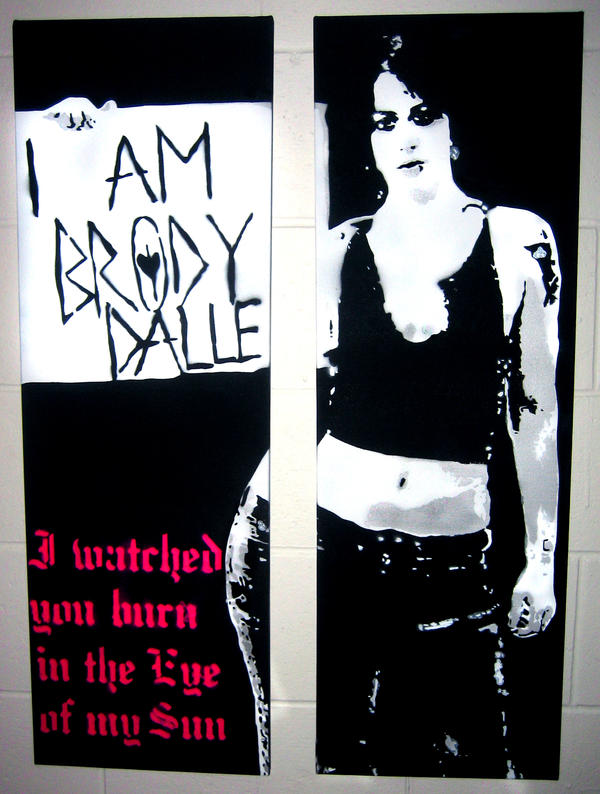 Brody Dalle Quotes i am Brody Dalle by Skek
