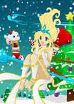 Janna   Happy christmas