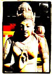 Om Tara by Sundram