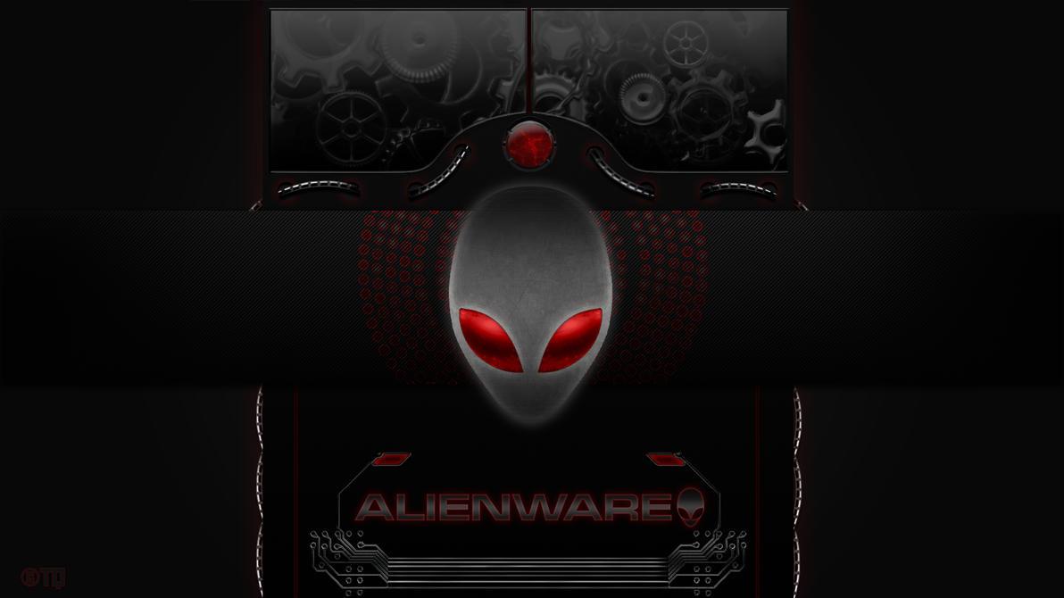 Alienware wallpaper by terraroq on deviantart alienware wallpaper by terraroq voltagebd Gallery