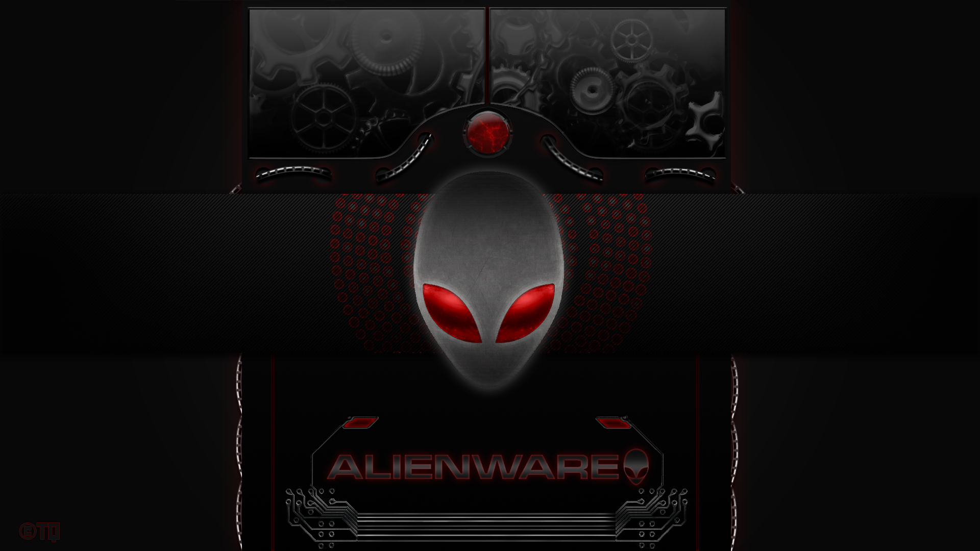 Alienware Wallpaper By TerraroQ