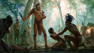 The Aztek by f2ball