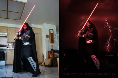 My Brother the Sith by blue-mango-1980