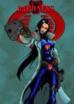 G.I. Joe- Baroness in color
