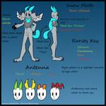 Snow Moth Species Sheet: Open Species