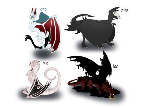 SCP: Dragons
