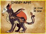 Creature Adopt Auction: CLOSED