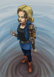Android C18 redesign -CDC by foice
