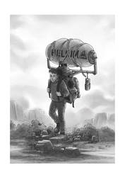 Backpacker with Helium
