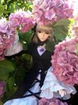 Suigintou BJD - The Beauty beneath the Flowers