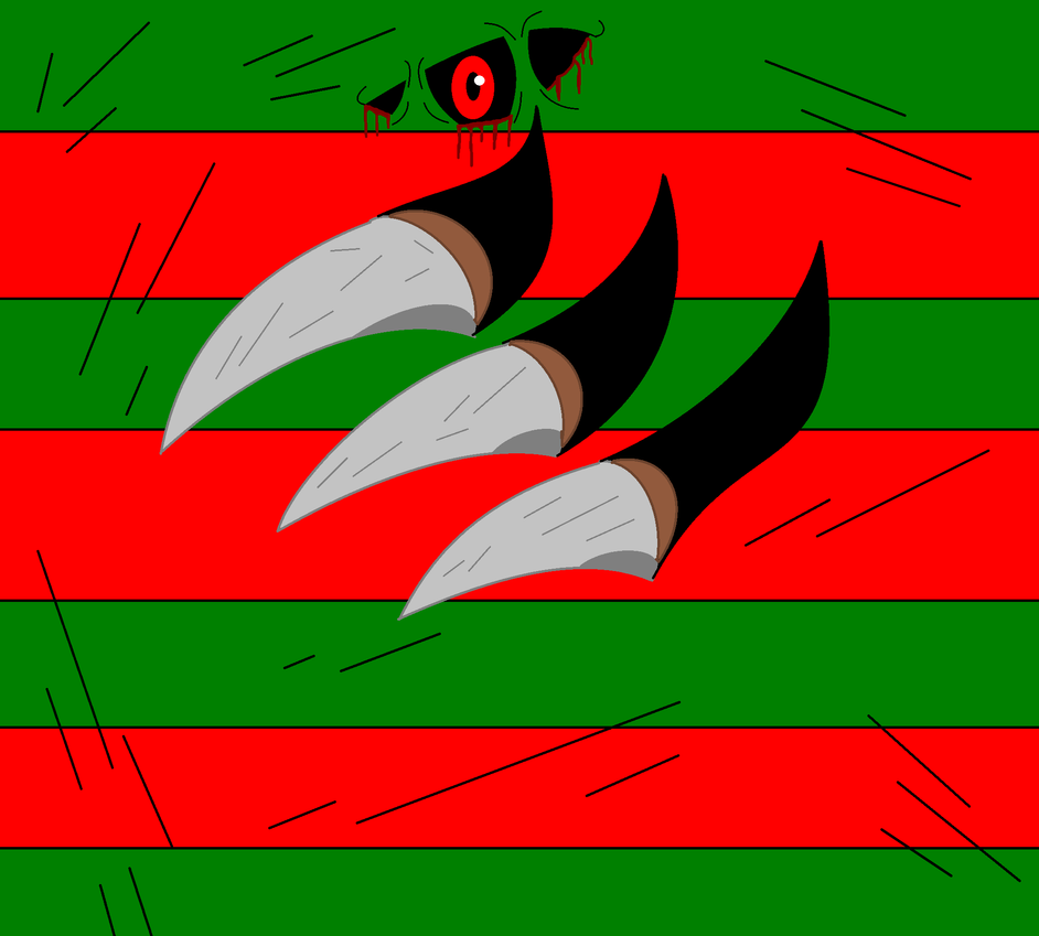 Nightmare on Elm Street by 115spartan