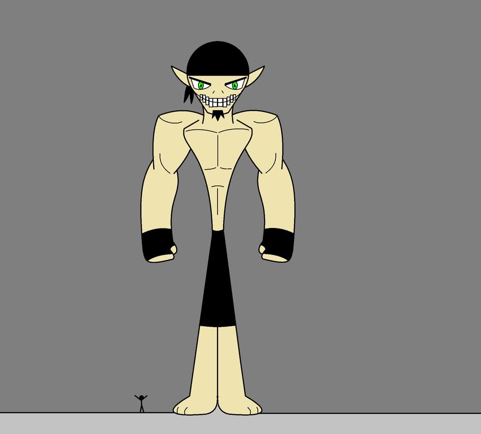 Titan Toby by 115spartan
