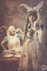 Tea Party 2 by hellsign