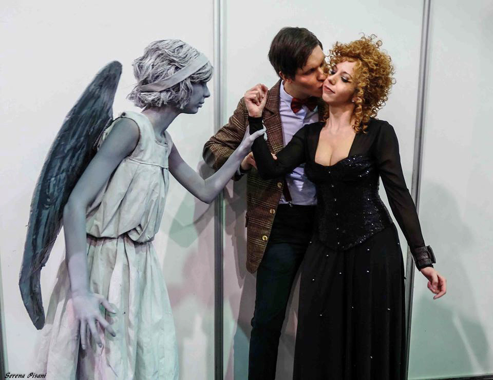 The Doctor And River Song Cosplay By Sidneyrobin On Deviantart
