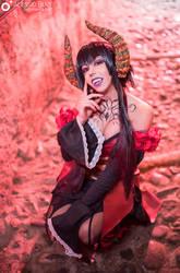 Eliza -The sexy Vampire