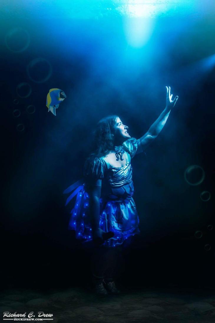 Siren Alice from Alice: Madness Returns by Cassandra56
