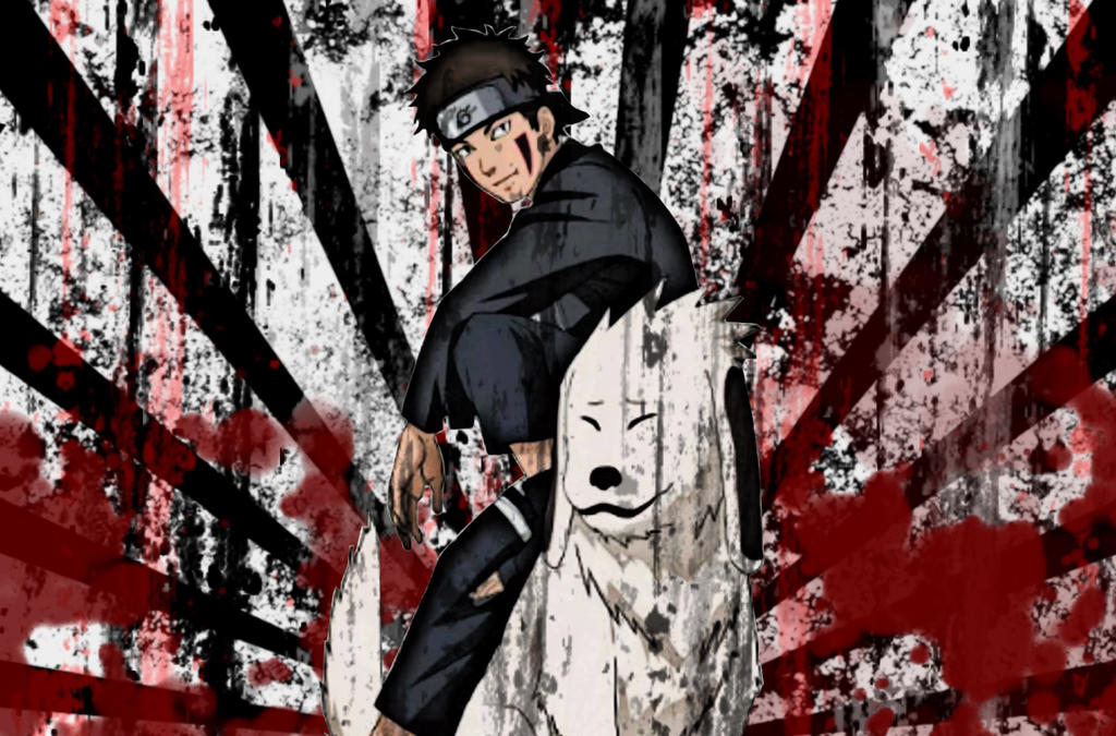 Kiba Shippuden Wallpapers - Wallpaper Cave